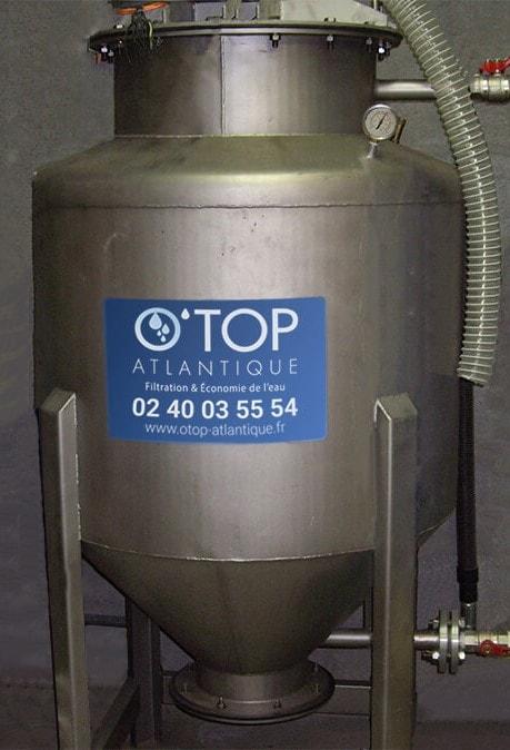 filtre à eau biofournil o'top atlantique